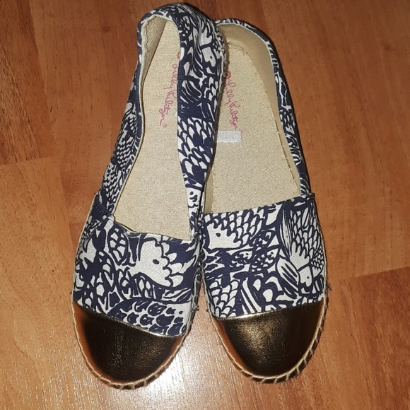427f27a6b1d139 Lilly Pulitzer Shoes - Lilly Pulitzer for Target Espadrilles Size 8